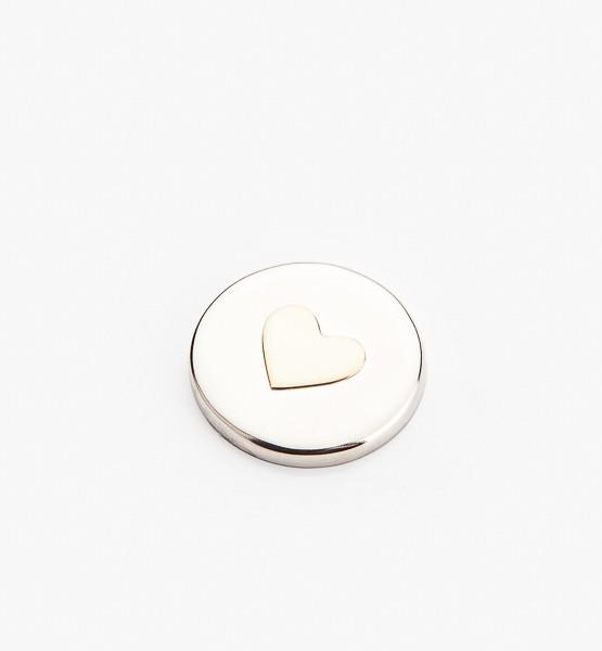 Stříbrné golfové markovátko luxusní šperk.