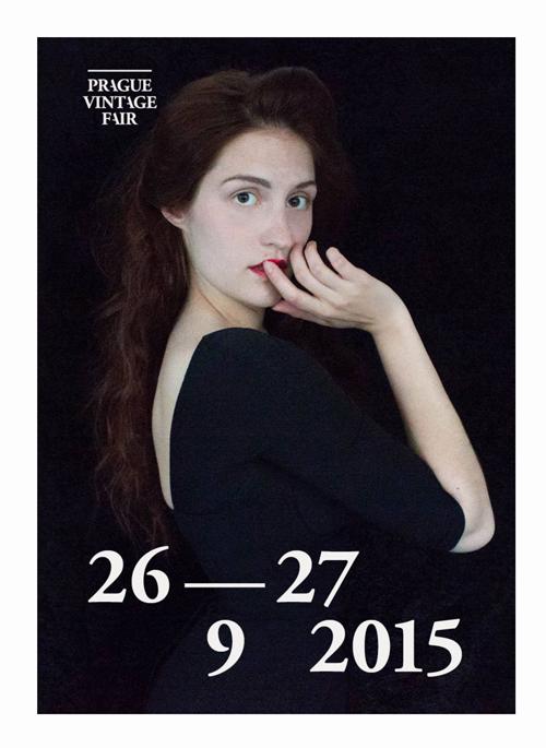 Poster Prague Vintage Fair 2015