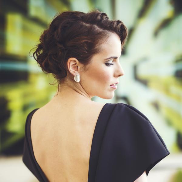 Autorské náušnice Elegance